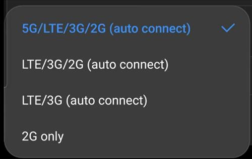 How To Turn Off and Disable 5G On a Samsung Galaxy S20