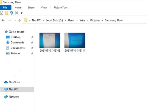 How To Wirelessly Transfer Files Samsung Galaxy Phone To Windows 10 for Free Step 11