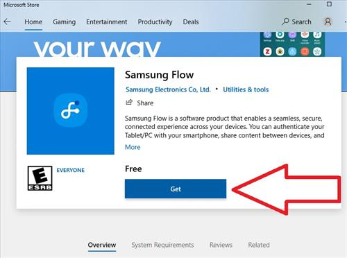 How To Wirelessly Transfer Files Samsung Galaxy Phone To Windows 10 for Free Step 4