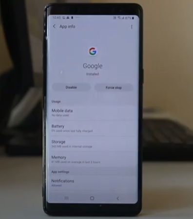 Callers Can't Hear Me on Android Phone Disable Apps
