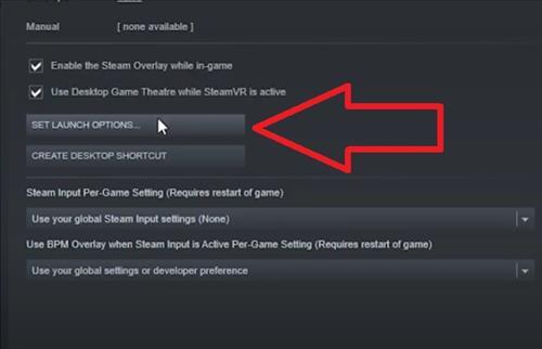 Fixes for CSGO Black Screen Step 3