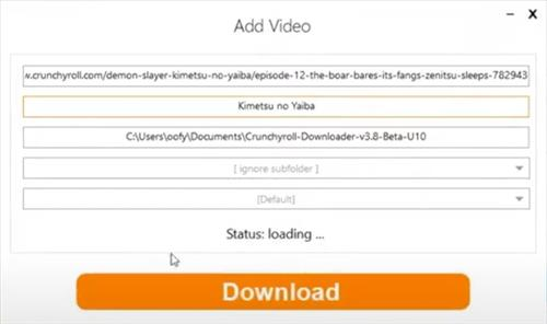 How To Block Crunchyroll Ads Download the Video