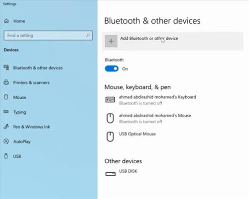 How To Check a Computer for Bluetooth Already Installed