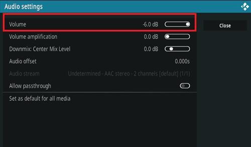 How To Fix Kodi No Sound 5