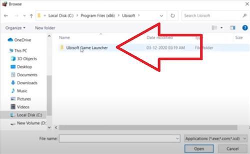 How To Fix Ubisoft Online Service Error 0x20100301 Step 7