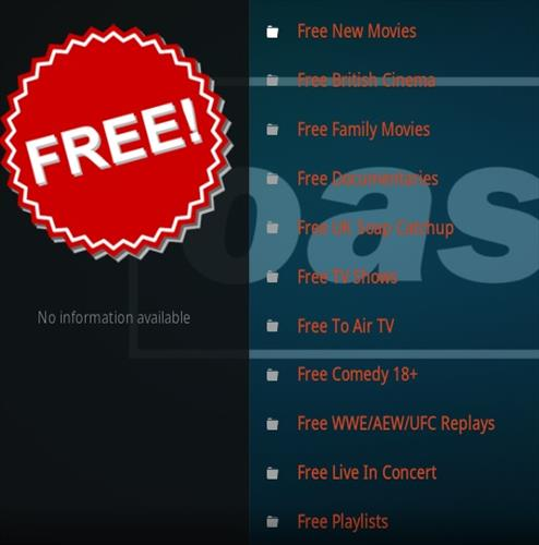 How To Install FREE Kodi Addon Update V127 Overview