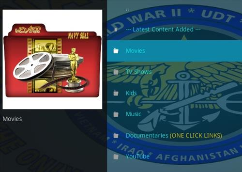 How To Install Navy Seal K19 Lite Kodi Addon Ver 59 Overview