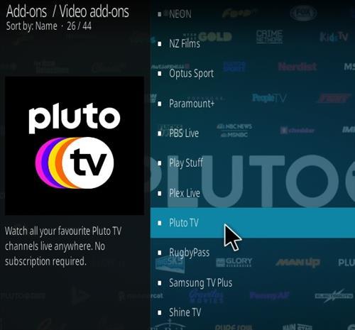 How To Install Pluto TV Kodi Addon Update Step 18