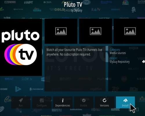 How To Install Pluto TV Kodi Addon Update Step 19