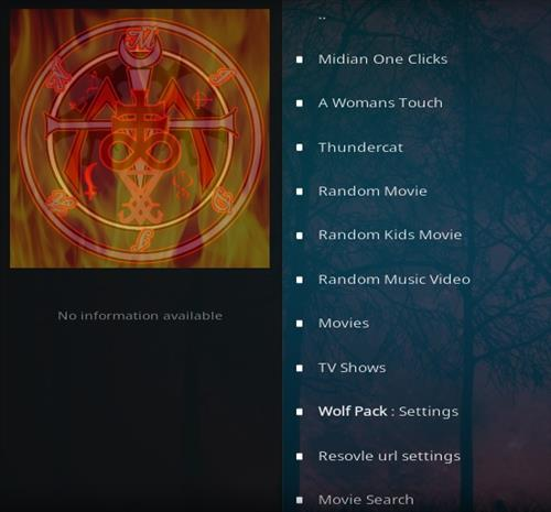 How To Install Wolf Pack Kodi Add-on Overview