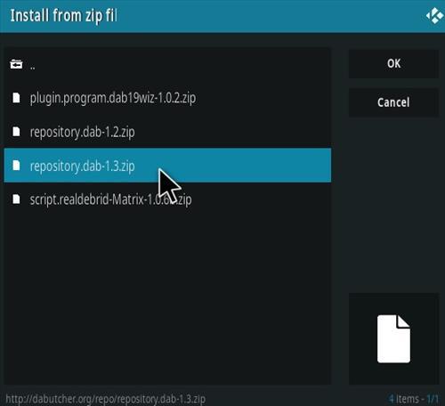 "How To Install Add That Source""Kodi Addon Step 13"
