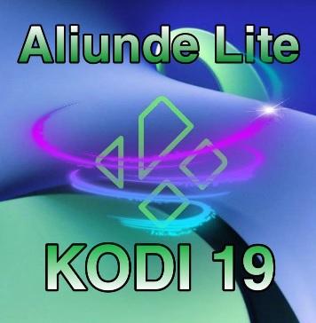 How To Install Aliunde K19 Lite Kodi Add-on
