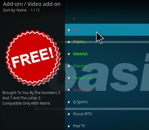 How To Install FREE Kodi Add-on Sep Updde Step 18