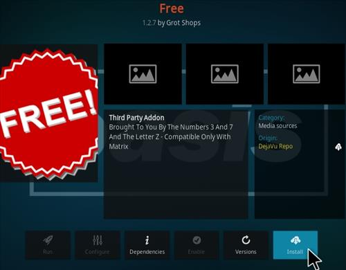 How To Install FREE Kodi Add-on Sep Updde Step 19
