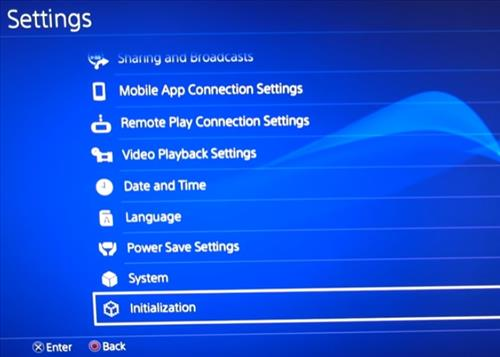 How To Install Full PS4 Installation of Software Step 2