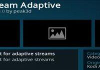 How To Install Kodi InputStream Adaptive
