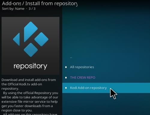 How To Install Kodi InputStream Adaptive Step 4