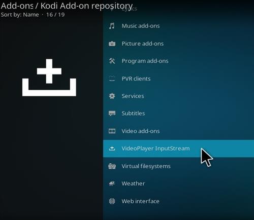 How To Install Kodi InputStream Adaptive Step 5