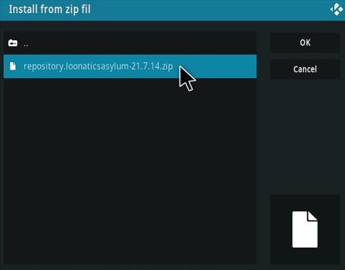 How To Install Swift Kodi Addon Ver21714 Step 13