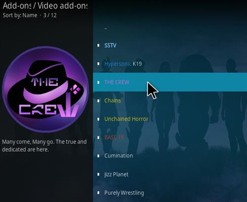 How To Install The Crew Kodi Addon UPdated Step 19