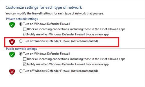 Steam Friends Network Unreachable Firewall 3