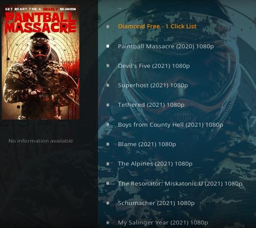How To Install Click Here Kodi Add-on Overview