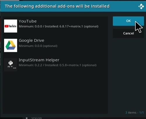 How To Install Click Here Kodi Add-on Step 20