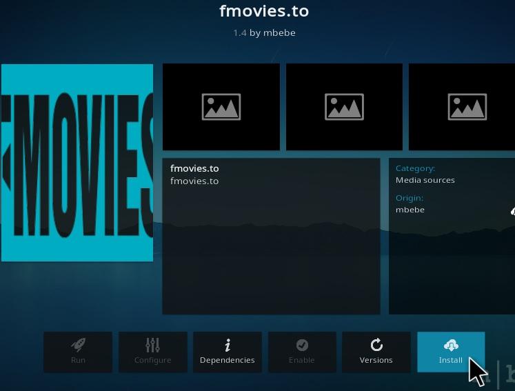 How To Install FMovies Kodi Add-on Step 19