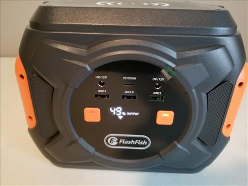 Review FF FLASHFISH A301 Portable Power Station 2